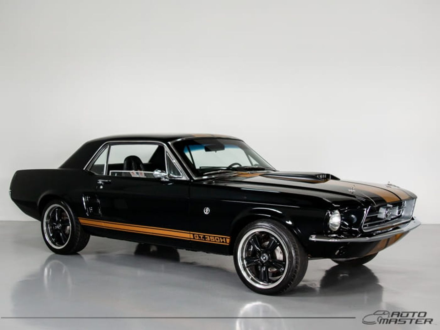 Ford Mustang GT Hard Top 5.0 V8