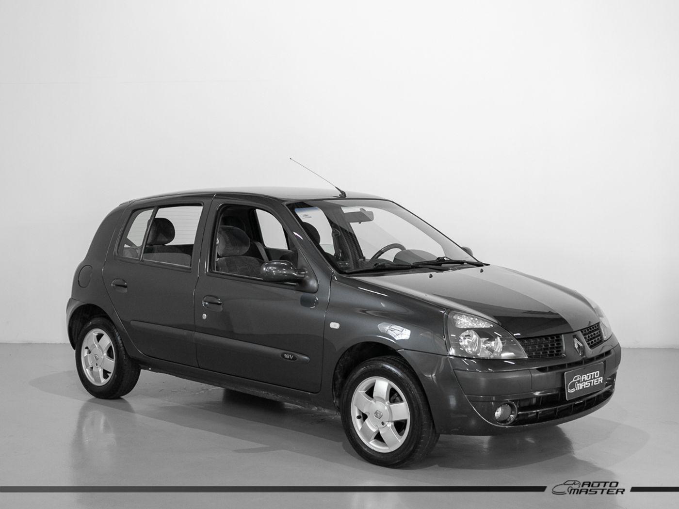 Renault Clio Privilège Hi-Flex 1.0 16V 5p
