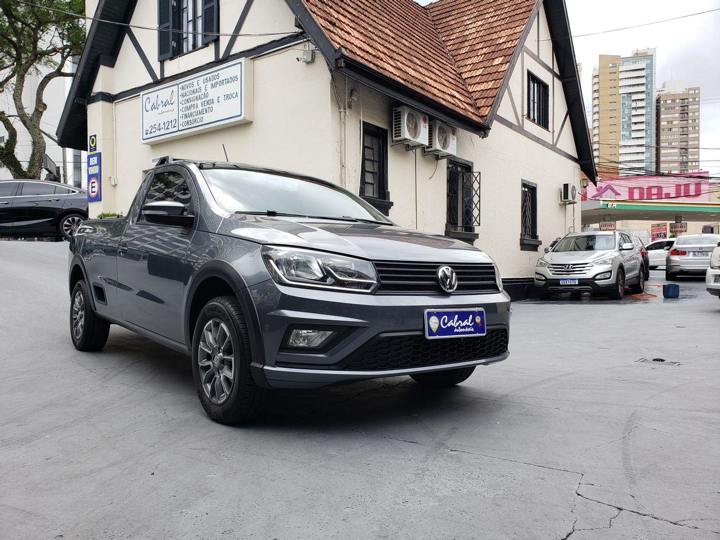 VolksWagen Saveiro Trendline 1.6 T.Flex 8V