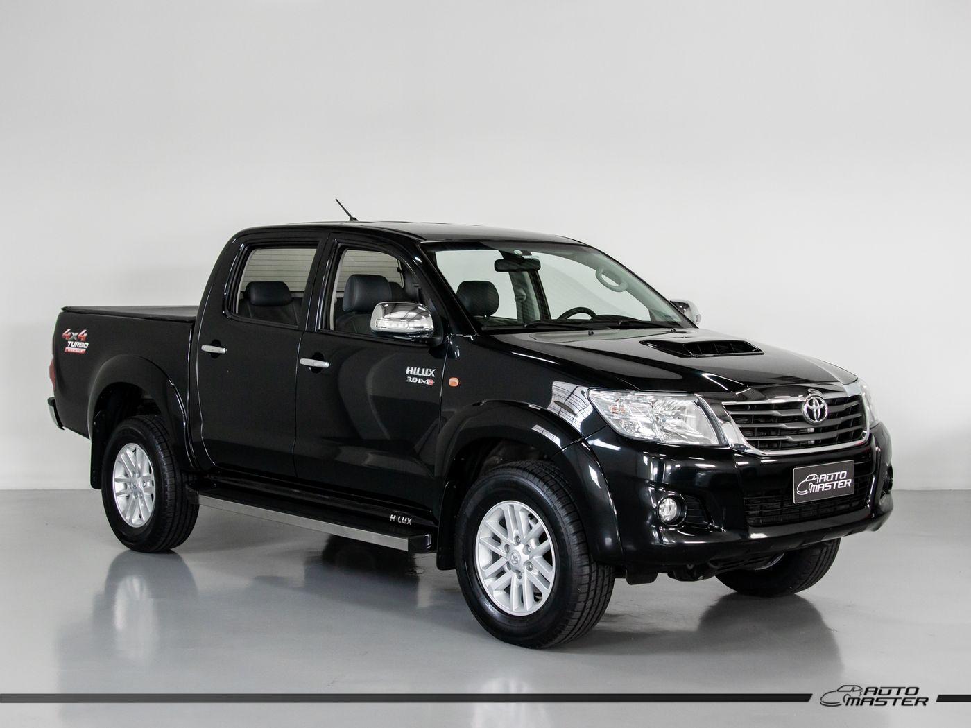 Toyota Hilux CD SR D4-D 4x4 3.0 TDI Dies Aut.