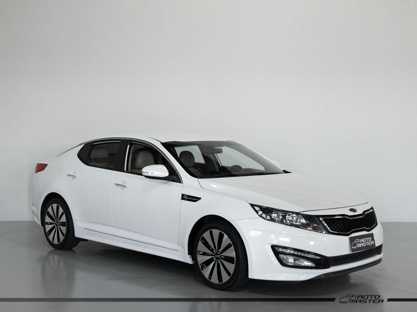 Kia Motors OPTIMA 2.4 16V 180cv Aut.