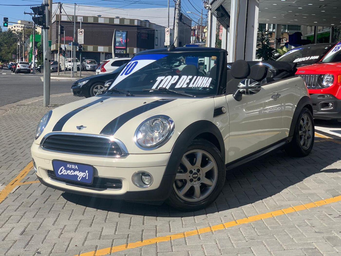 Mini COOPER CABRIO 1.6 Aut.
