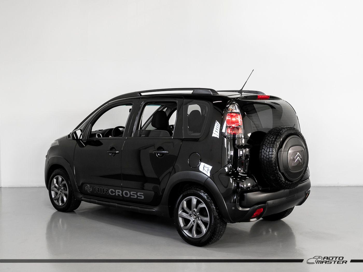 Citroën AIRCROSS Feel 1.6 Flex 16V 5p Aut.