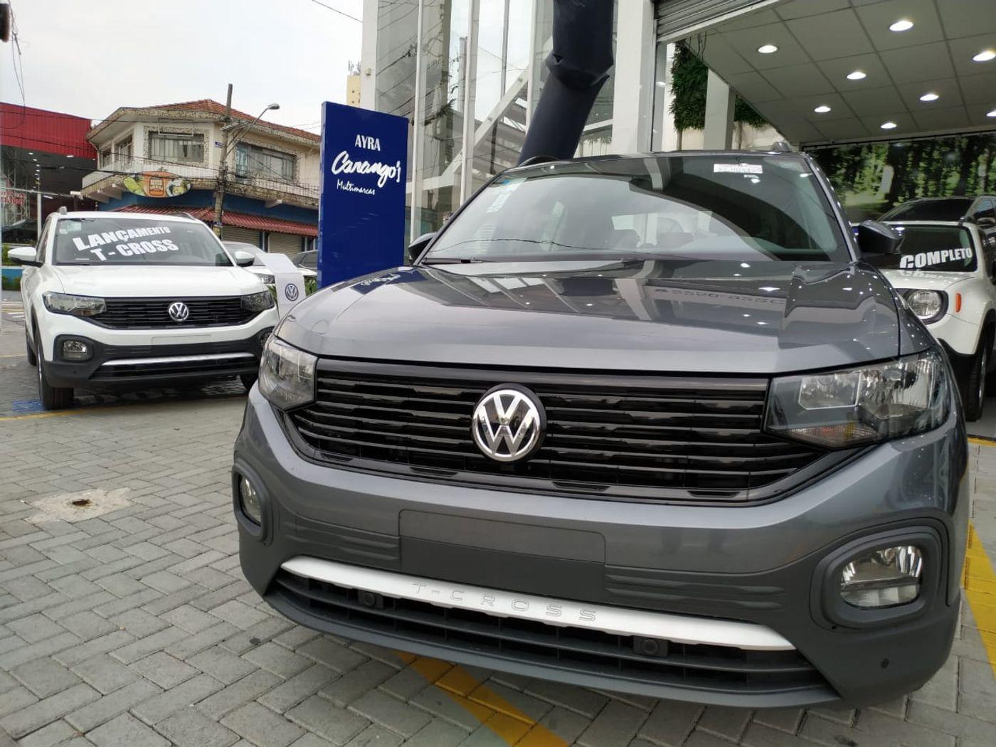 VolksWagen T-Cross 1.0 TSI Flex 12V 5p Aut.