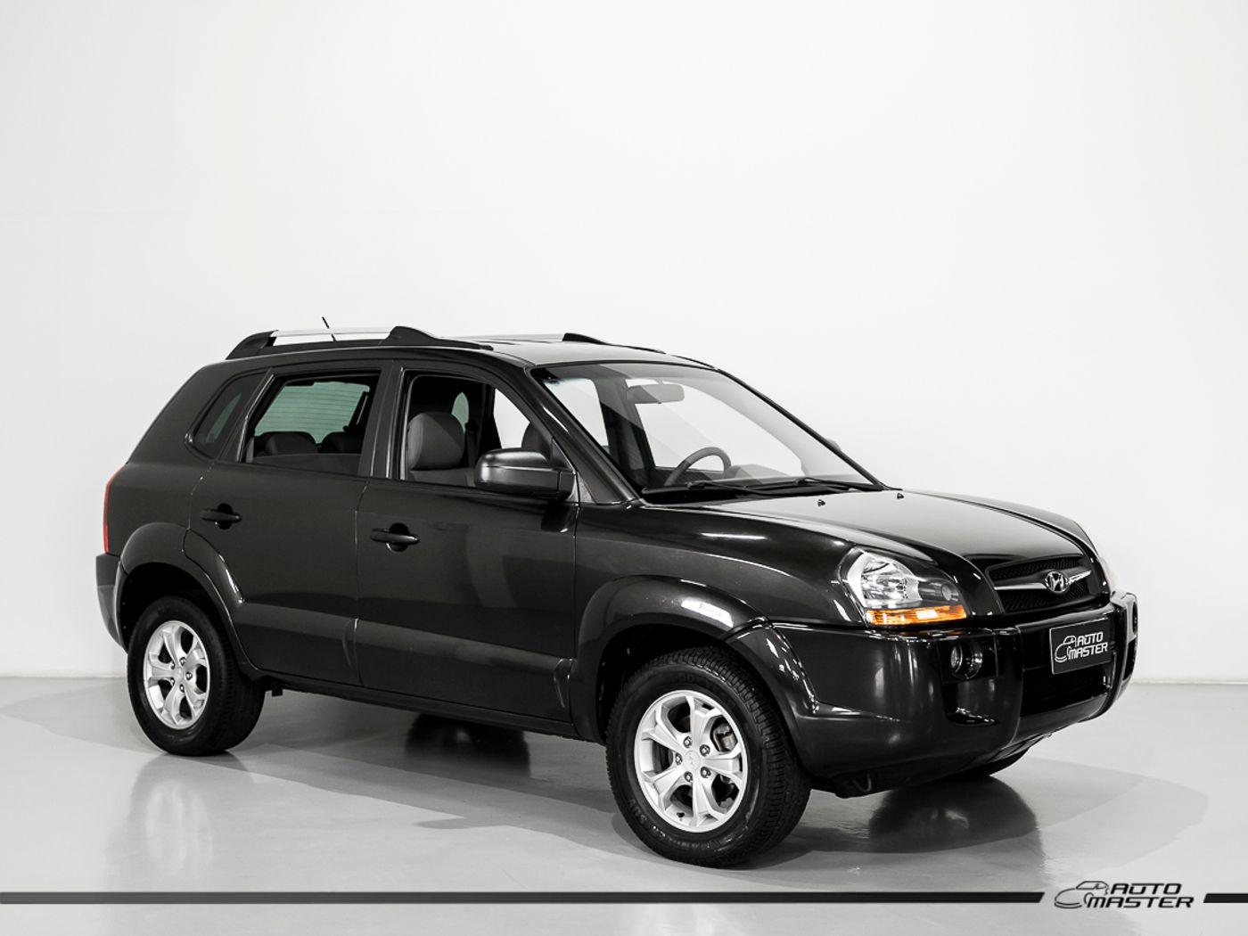 Hyundai Tucson 2.0 16V Mec.