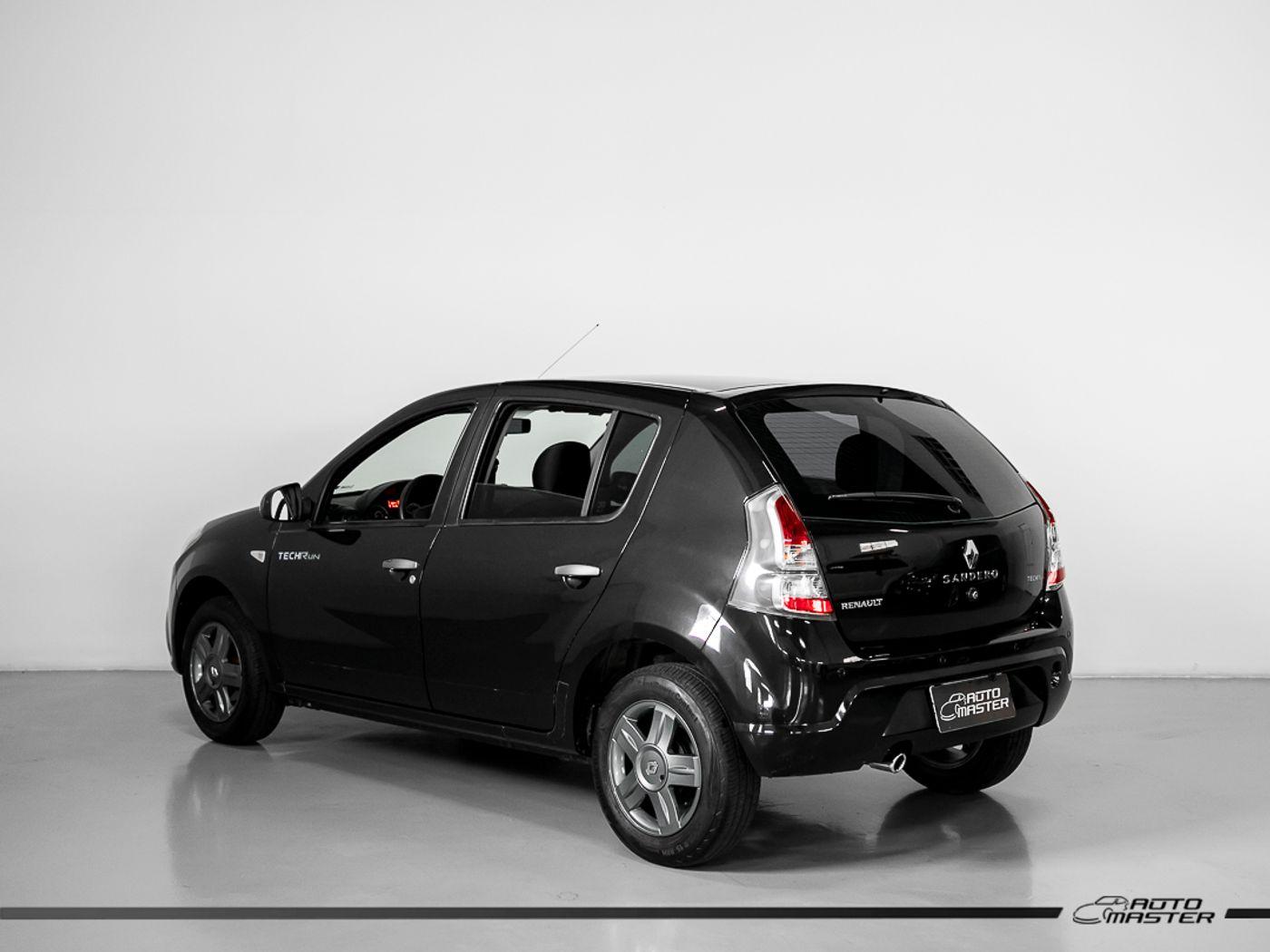 Renault SANDERO TechRun Hi-Flex 1.0 16V 5p