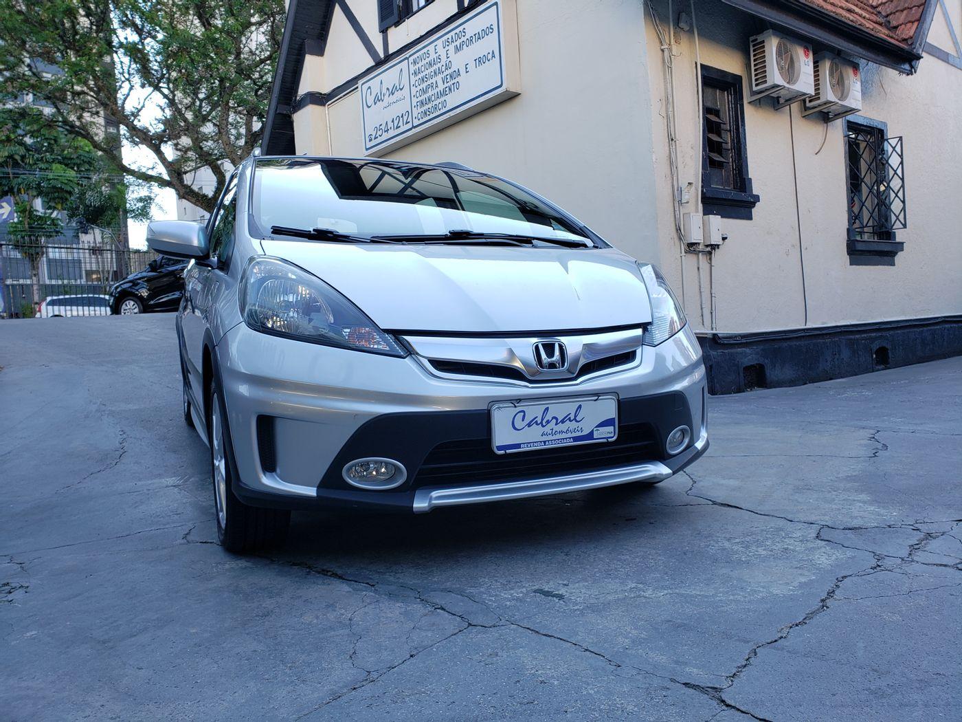 Honda Fit Twist 1.5 Flex 16V 5p Aut.