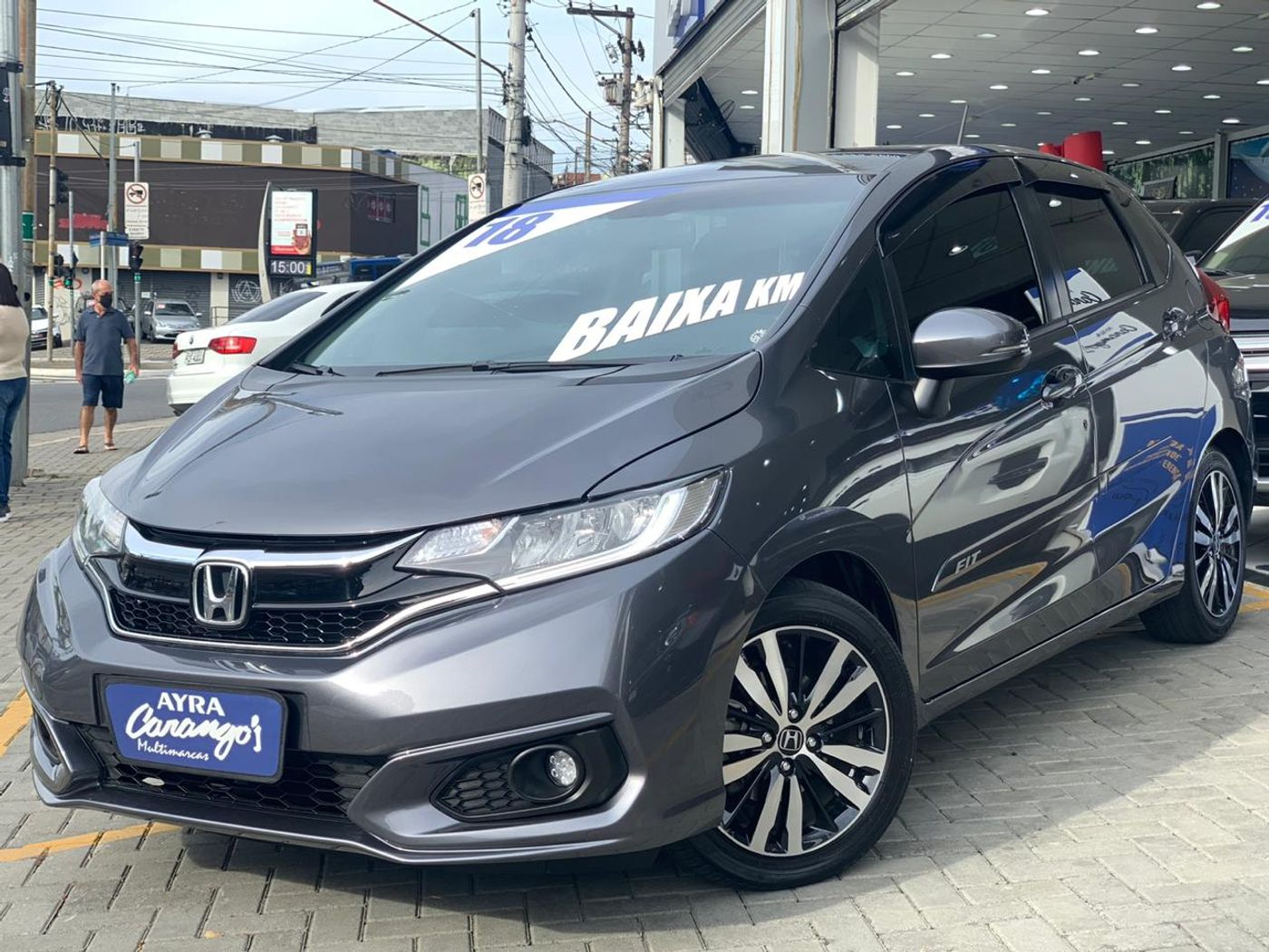 Honda Fit EXL 1.5 Flex/Flexone 16V 5p Aut