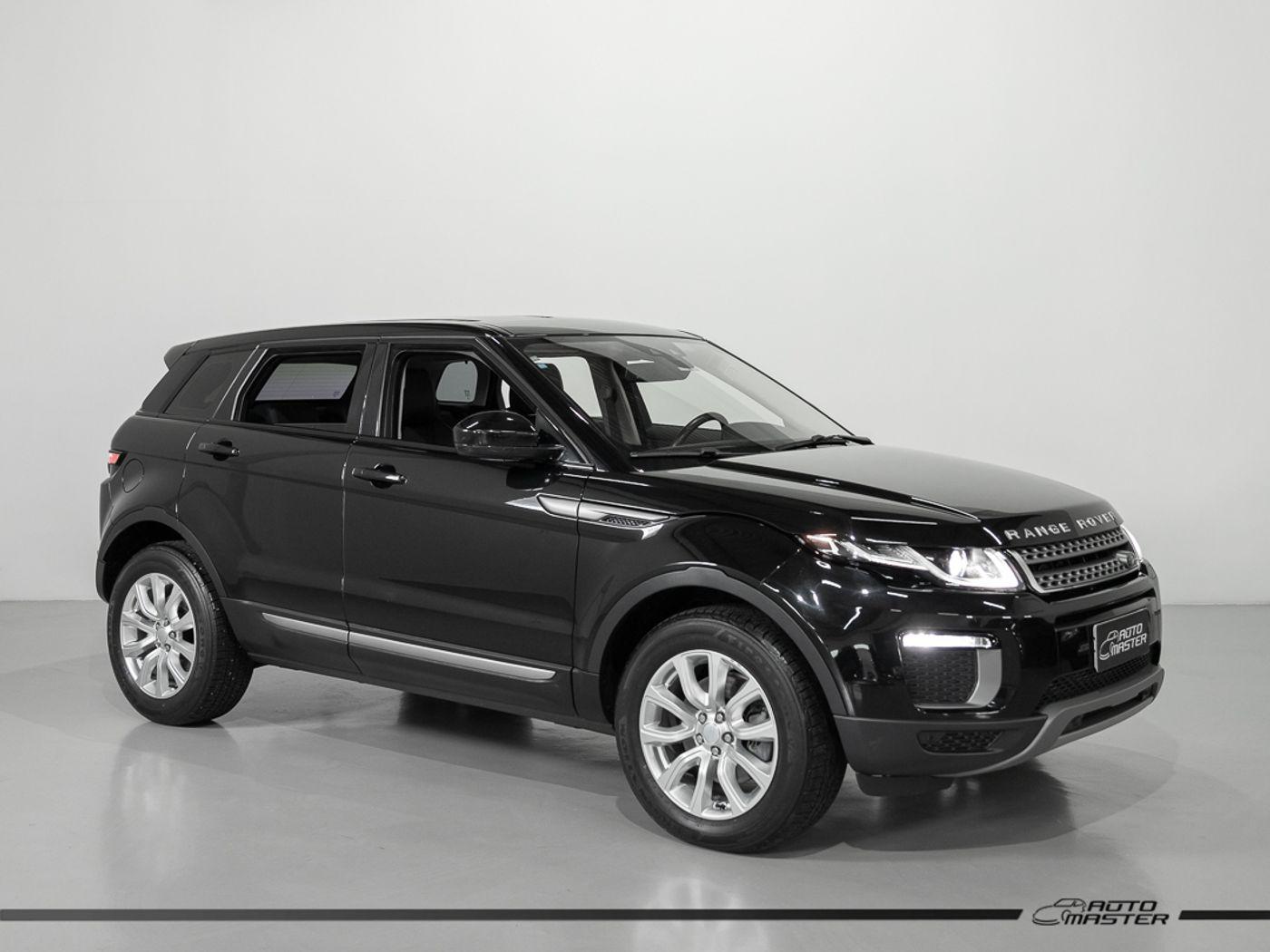 Land Rover Range R.EVOQUE SD4 SE 2.2 Dies. Aut. 5p