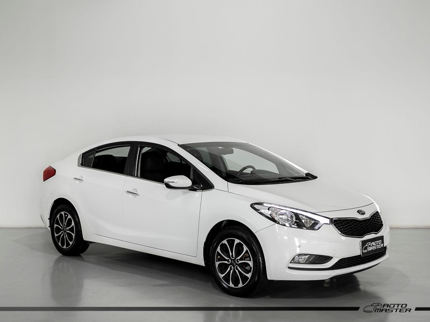 Kia Motors Cerato 1.6 16V  Flex  Aut.