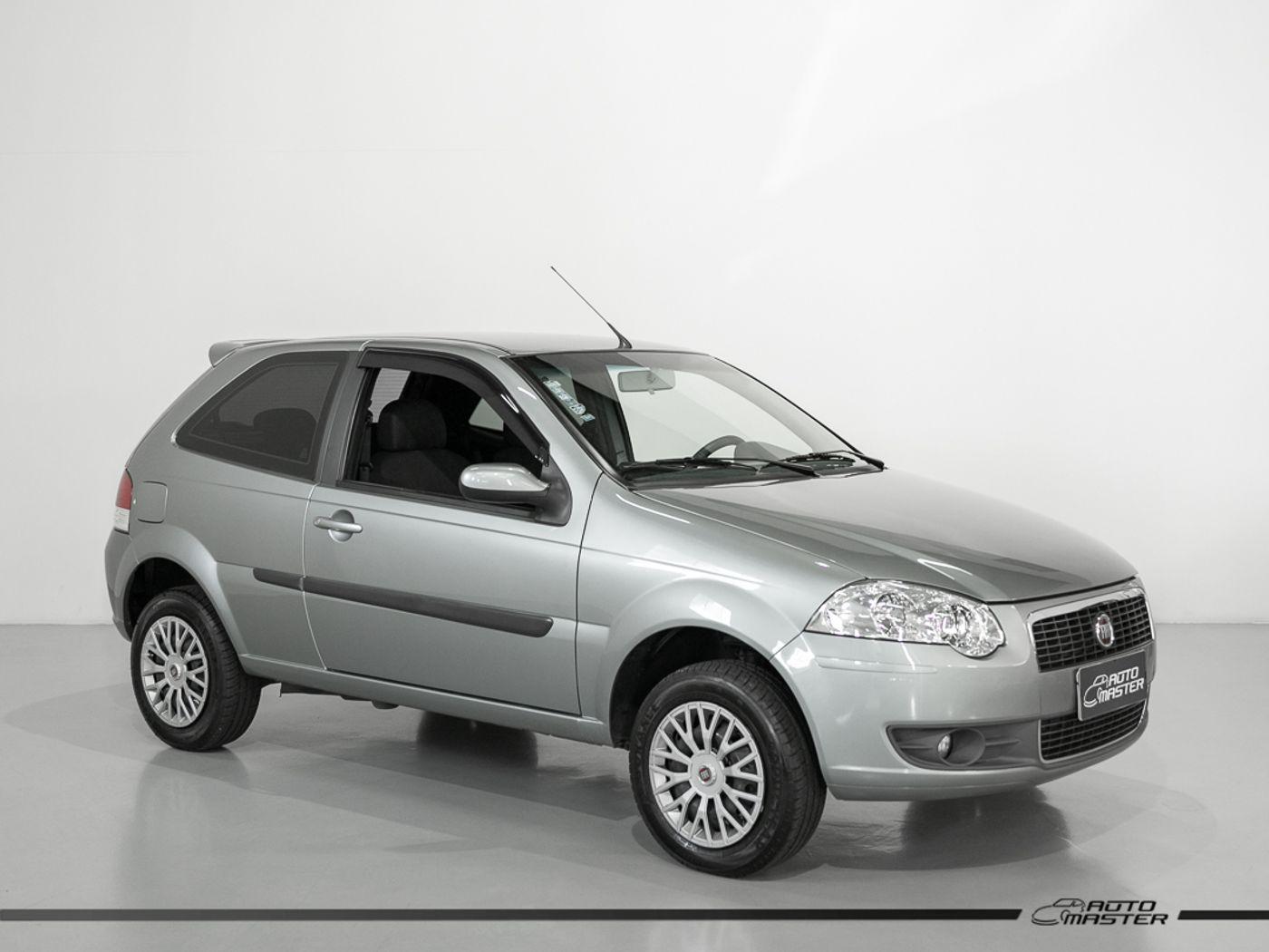Fiat Palio ELX 1.0/ 1.0 Fire Flex 8V 2p