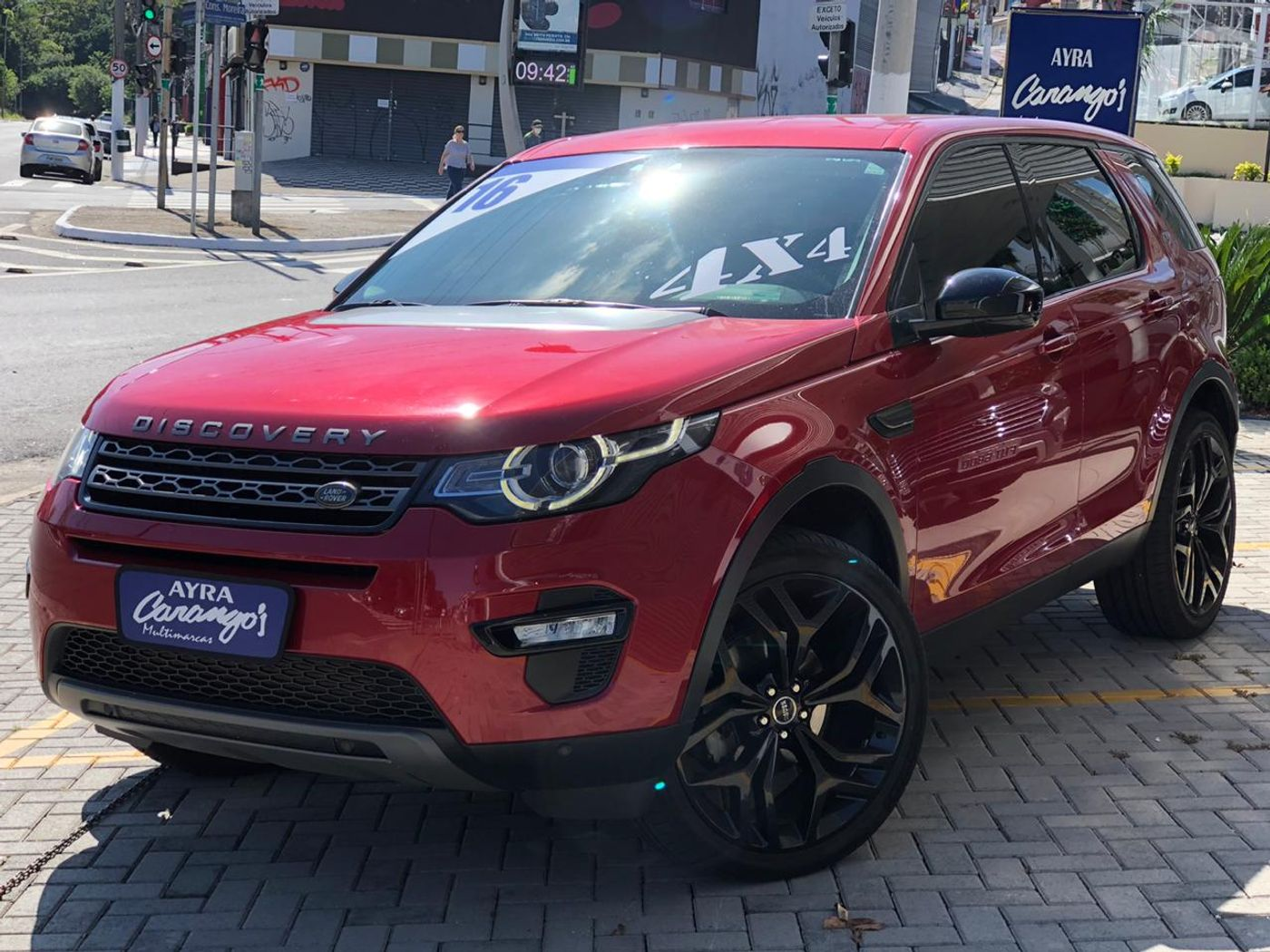 Land Rover Discovery Sport SE 2.0 4x4 Aut.