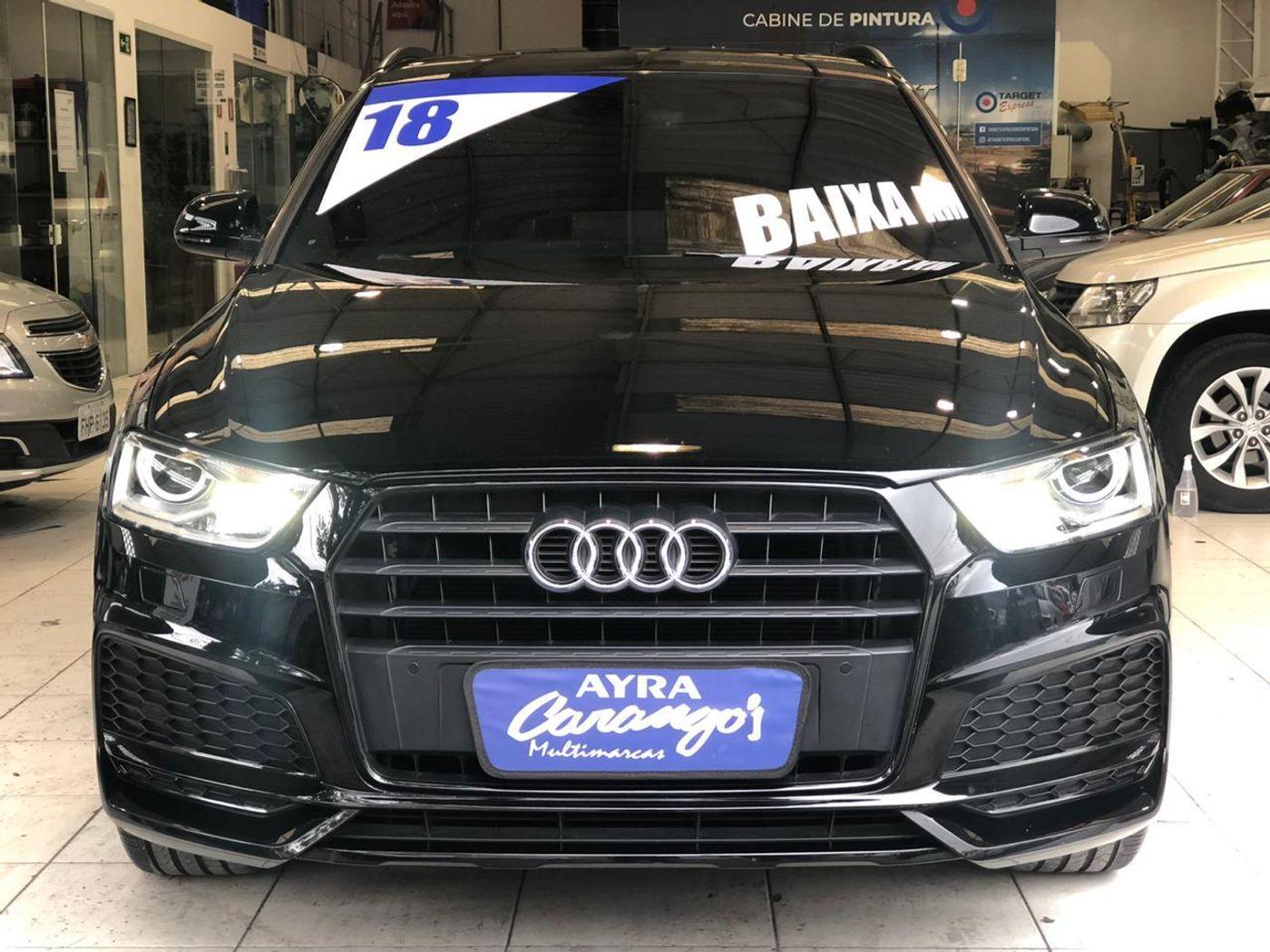 Audi Q3 Black Ed. 1.4 TFSI S-tronic 5p