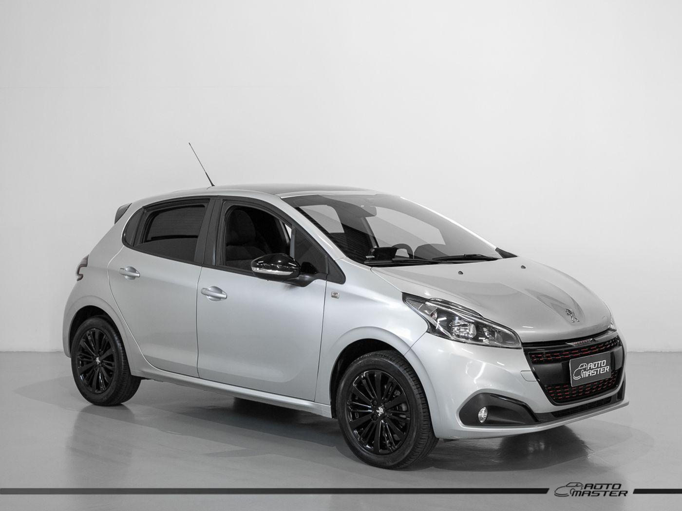 Peugeot 208 Sport 1.6 Flex 16V 5p Mec.